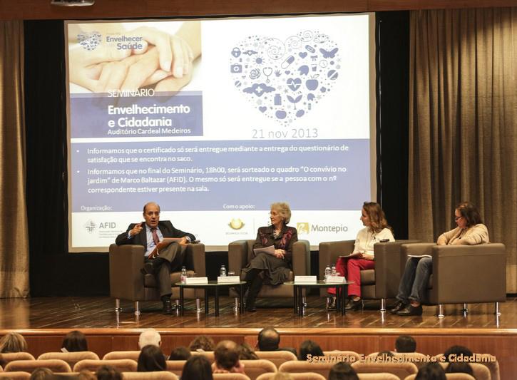 Seminário AFID 2013 - Envelhecimento e Cidadania